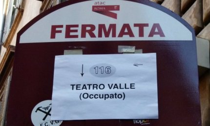 teatro valle cartello