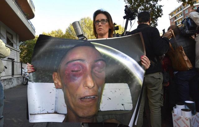 stefano cucchi's death in custody